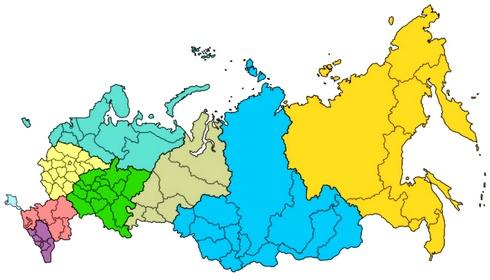 Изображение - Региональный материнский капитал map